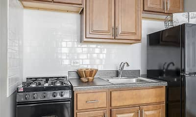 Kitchen, 7100 South Shore, 1