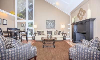 Living Room, Brendon Park, 1