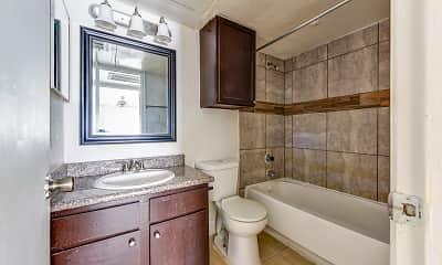 Bathroom, Victoria Park, 2