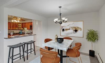 Dining Room, Stonebridge of Arlington Heights, 2