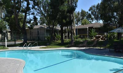Pool, River Oaks Condominiums, 2
