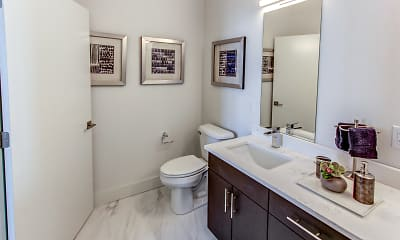 Bathroom, 325 Ferry Street, 2