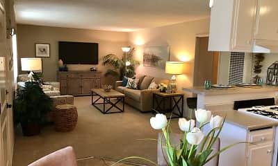 Living Room, Casa De Jerardo, 1