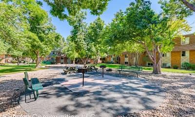 Pool, Boulder Crossroads, 1