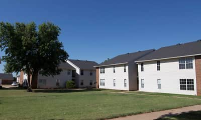 Building, Park Place Apartments, 0