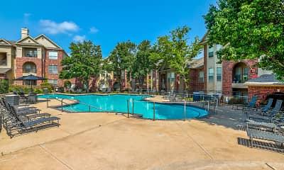 Pool, The Park At Memorial, 1