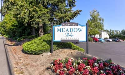 Community Signage, Meadow Ridge, 0