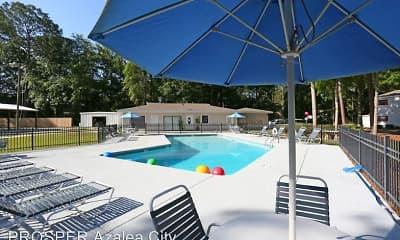 Pool, PROSPER Azalea City, 2