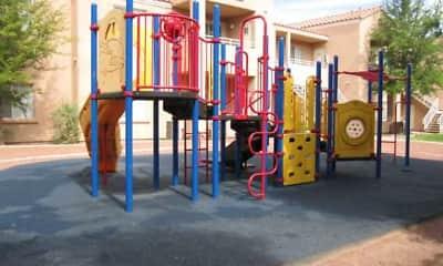 Playground, Craig Ranch Villas, 2