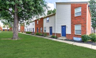 Building, Hilliard Village, 0