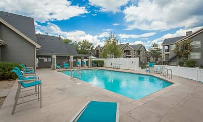 Pool, Stillwater Apartments, 0
