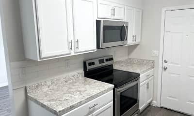 Kitchen, Madison Park, 1