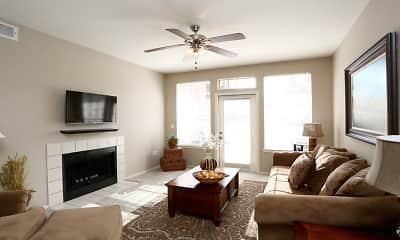 Living Room, Champion Lake, 1
