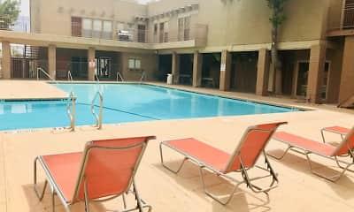 Pool, La Estancia, 2