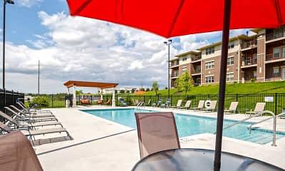 Pool, Scenic Ridge Apartments, 0