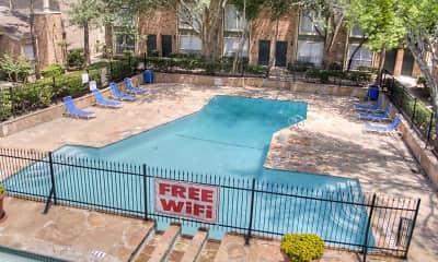 Pool, Villa Barcelona Apartments, 1