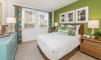 Bedroom, Solana, 1