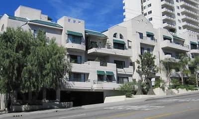Building, Terraces at La Cienega, 0