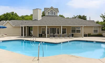 Pool, Spring Meadow Apartments, 1