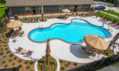 Pool, Mallard Crossing, 0