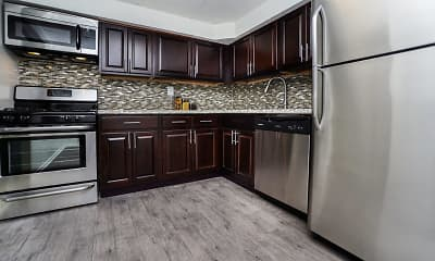 Kitchen, Henson Creek Apartment Homes, 0
