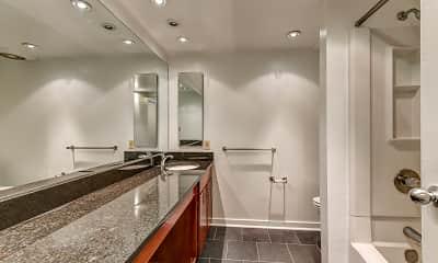 Bathroom, Chesapeake Commons, 2