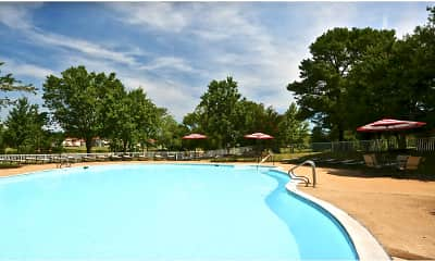 Pool, South Lake Apartments, 2