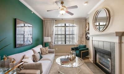 Living Room, Gables Mirabella, 1
