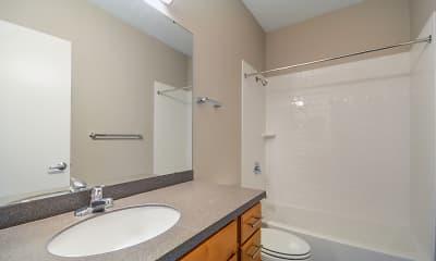 Bathroom, Mercer Commons, 2