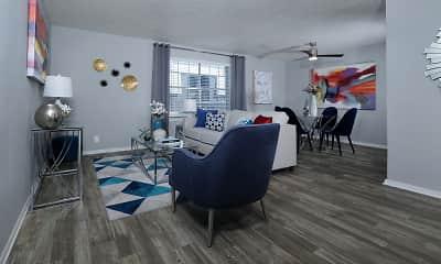 Living Room, Stadium 700, 1