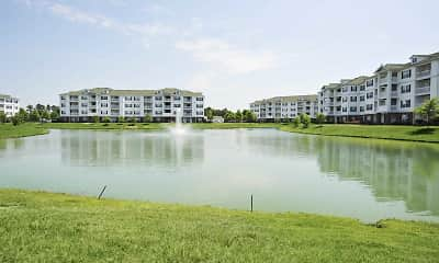 Lake, Brenneman Farm Apartments, 2