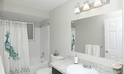 Bathroom, Sterling Hill, 2