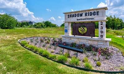 Community Signage, Shadow Ridge Apartment Homes, 2