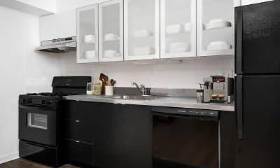 Kitchen, 3510 N. Pine Grove, 1