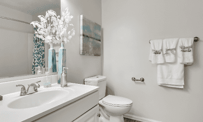 Bathroom, Lynnwood Park, 2