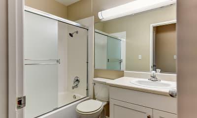 Bathroom, Olive Garden, 2
