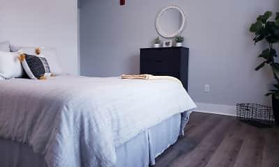 Bedroom, Pointe Grand Simpsonville, 2