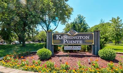 Community Signage, Kensington Pointe, 2
