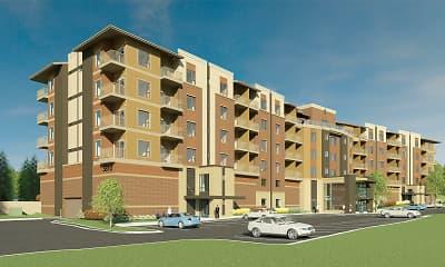 Building, Ballantrae Apartments, 0