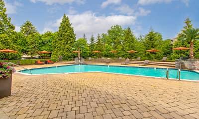 Pool, Timberlea Village, 0