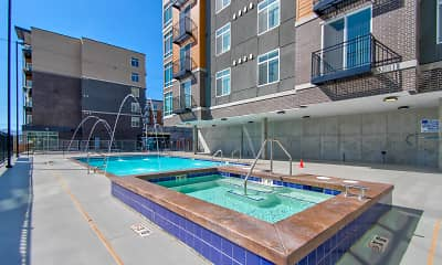 Pool, Seasons at Murray Crossing, 1