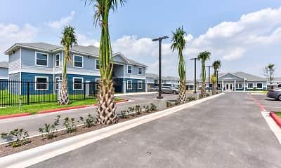 Building, Mercedes Place Apartments, 1