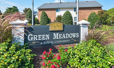 Community Signage, Green Meadows, 2