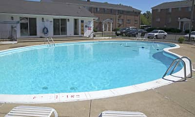 Pool, Sage Terrace Apartments, 2