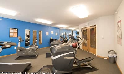 Fitness Weight Room, Terrace Hill, 0