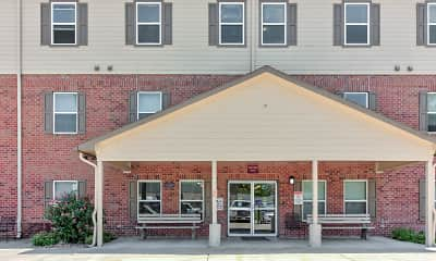 Building, Sulphur Retirement Community, 1