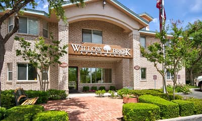 Building, Willow Brook Apartment Homes, 0
