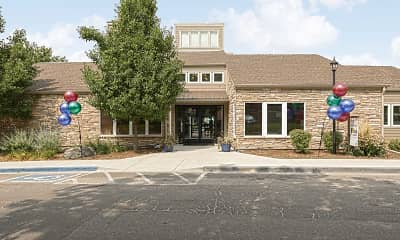 Leasing Office, Girard at Cherry Hills, 2