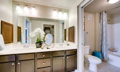 Bathroom, Portofino At Las Colinas, 2
