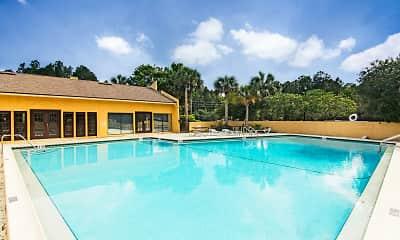 Pool, Caroline Square, 1